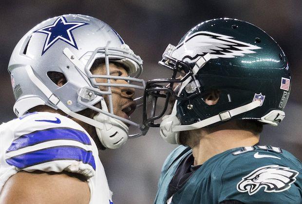 Cowboys Eagles NFL