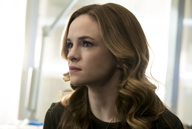 Flash Caitlin