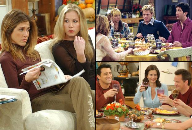 Friends Tv Show Thanksgiving Episodes Best And Worst Tvline