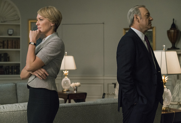 House of Cards Spacey Fired