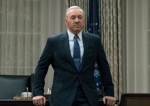 House of Cards Kevin Spacey Out Final Season 6