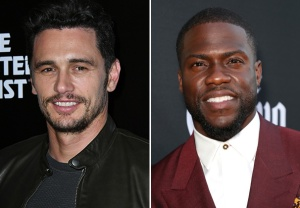 James Franco Kevin Hart SNL