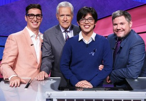 Jeopardy Tournament Of Champions