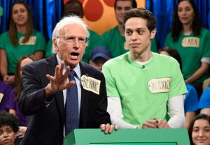 Saturday Night Live Larry David SNL Bernie Sanders The Price Is Right