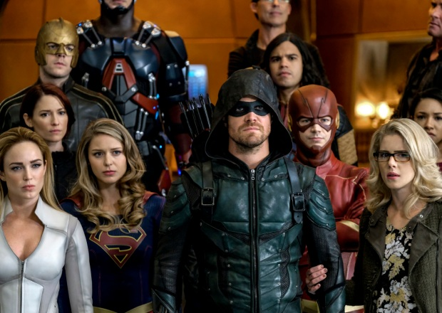 Arrowverse Crossover Earth-X