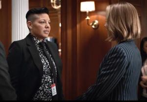Madam Secretary Sara Ramirez Video Season 4 Episode 7