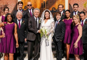Major Crimes Wedding