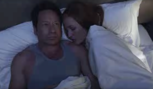 The X Files Season 11 Mulder Scully Sex Video