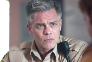 Riverdale Season 2 Sheriff Keller