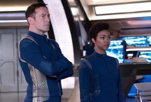 Star Trek Discovery Episode 8 Lorca Burnham