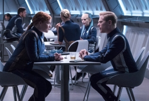 Star Trek Discovery Episode 8 Tilly Stamets