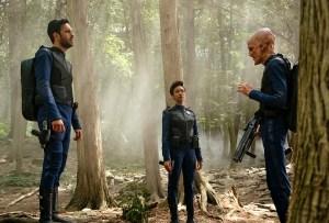 Star Trek Discovery Episode 8 Tyler Burnham Saru