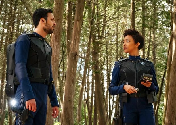 Star Trek Discovery Episode 8 Tyler Burnham