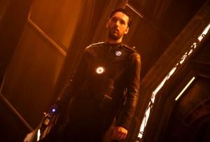 Star Trek Discovery Season 1 Fall Finale Ash Tyler