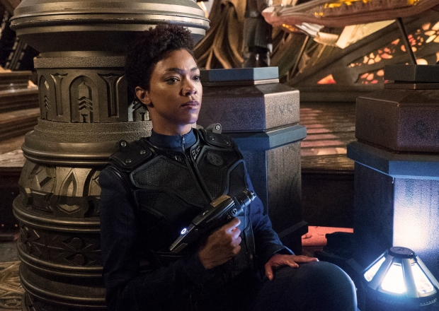 Star Trek Discovery Season 1 Fall Finale Burnham