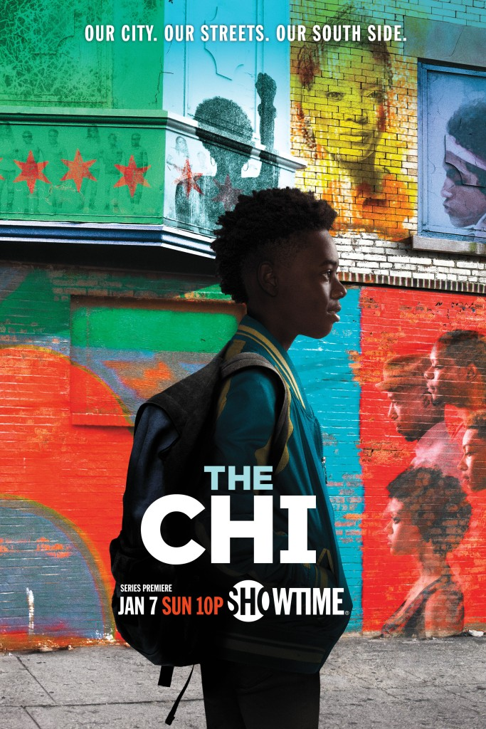 The Chi Poster Showtime
