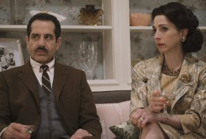 The Marvelous Mrs. Maisel Amazon Tony Shalhoub Marin Hinkle