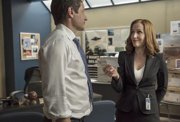 The X-Files Season 11 Premiere Date Poster Fox