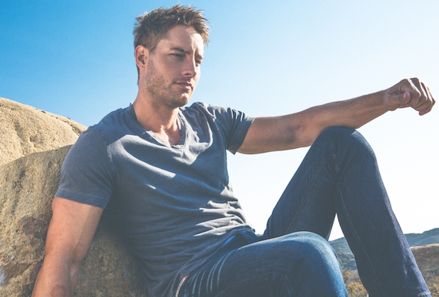 This Is Us Justin Hartley Interview Season 2 EPisode 8 Number one