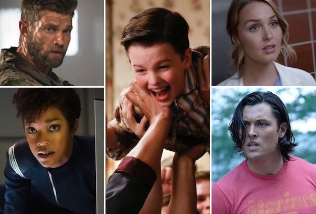 TV Calendar 2018 Premiere Dates