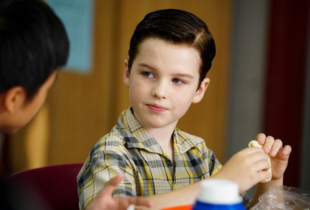 Young Sheldon Ratings
