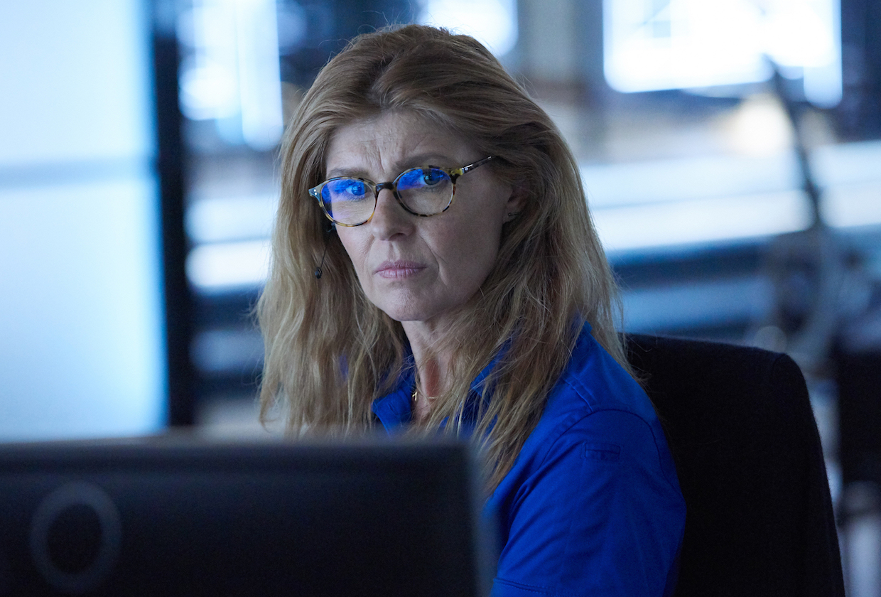 9-1-1 Fox Premiere Connie Britton Abby