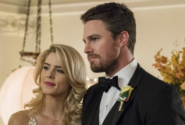 Arrow Olicity Wedding