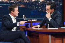 Billy Bush Urges Trump to 'Stop Playing Around With People's Lives' on Colbert