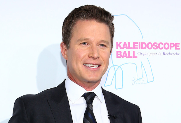 Billy Bush Late Show Stephen Colbert