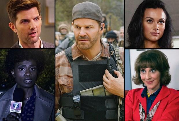 Busiest TV Actors