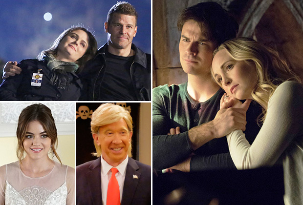 Cancelled TV Shows 2017