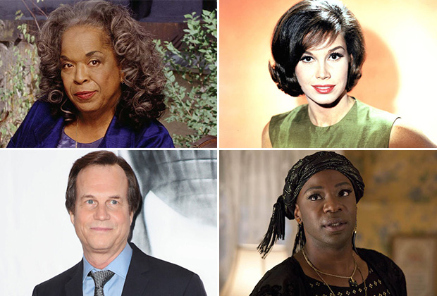 TV Stars Who Died in 2017 PHotos