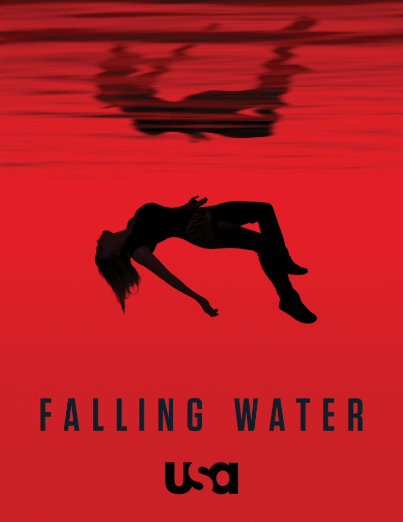 Falling Water Season 2 Poster Full USA