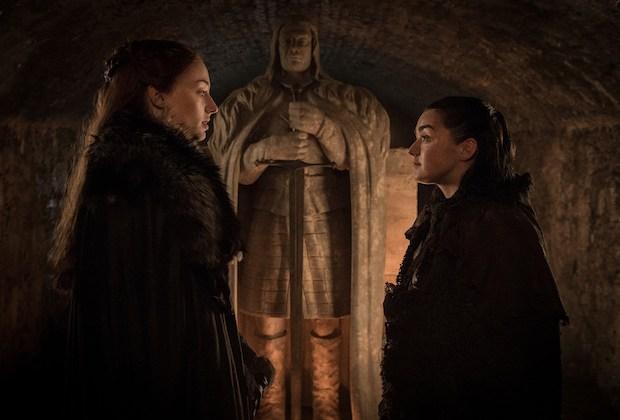 Game of Thrones Season 8 2019 premiere Sophie Turner