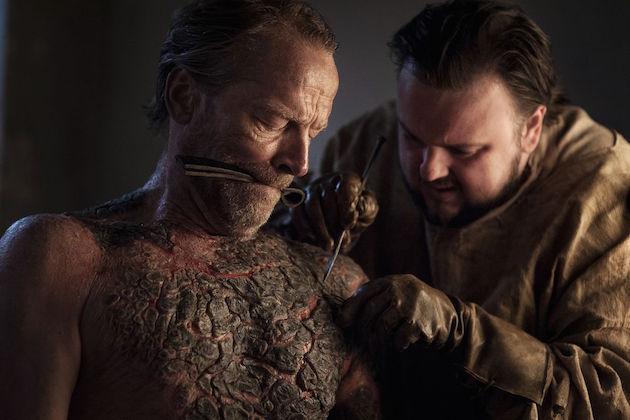 Worst TV Scenes 2017 Gross