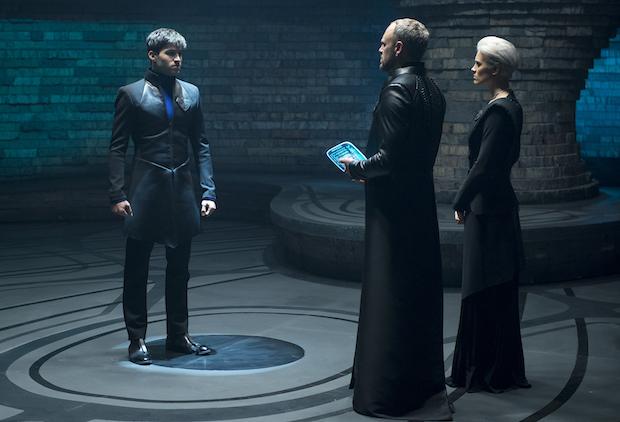 Krypton Premiere Date