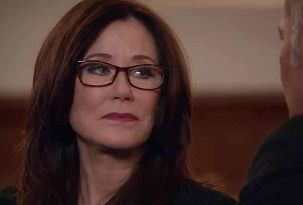 Mary McDonnell Performance