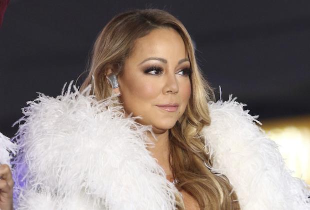 Mariah Carey New Year's Eve ABC Performance 2018