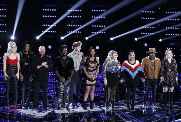 the voice recap shiann jones ashland craft eliminated top 10 results