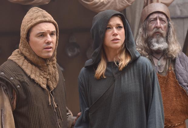 Orville Ratings Renewed Season 2
