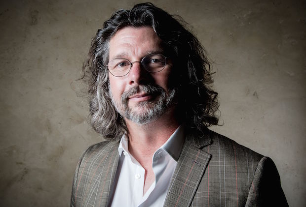 Ronald D. Moore Space Drama Apple
