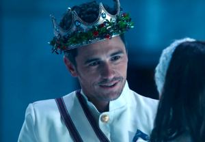 SNL Video Hallmark Holiday Movie James Franco