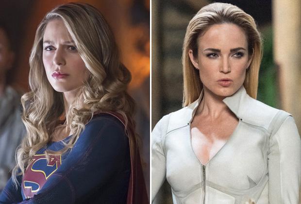 Supergirl Legends Schedule