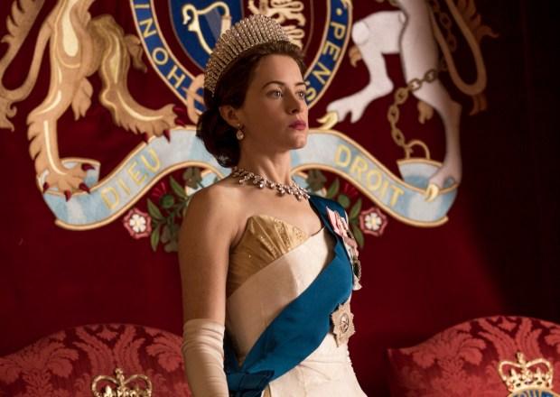 The Crown Season 2 Netflix Claire Foy Queen Elizabeth