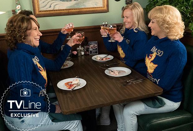 The Goldbergs Golden Girls Episode