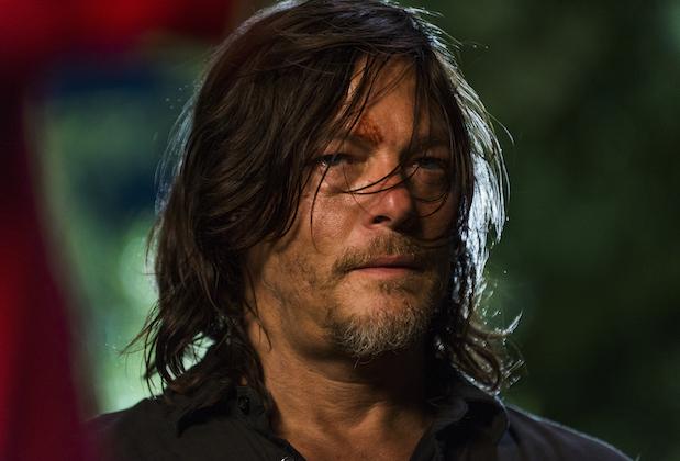 the-walking-dead-spoilers season 8 fall finale photos rick killed