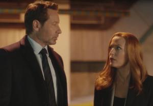 The X-Files SEason 11 Spoilers Scully Desk Video