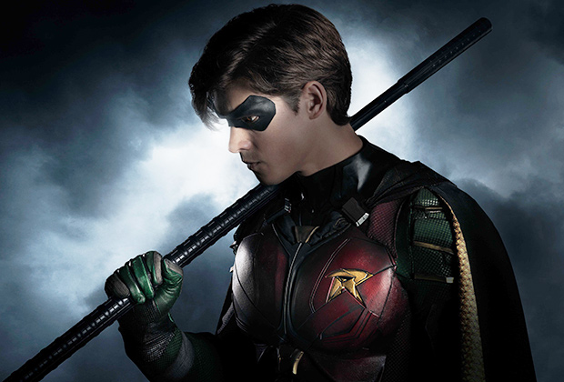 Titans Robin First Look