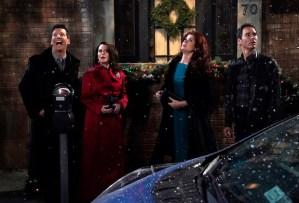 will and grace season 9 episode 7 recap christmas