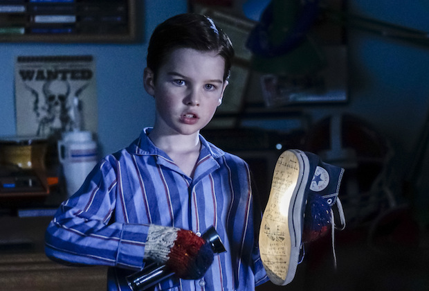 Young Sheldon Ratings